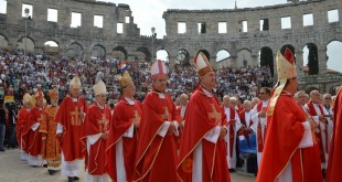 Proslava blagdana Sv.Vinka Paulskog u Puli