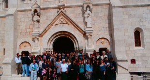 Proslava 10.obljetnice osnutka konf. bl.Majke Terezije u Selcima na Braču