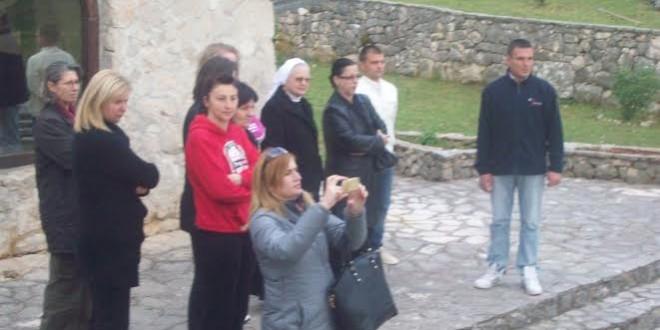 Konferencija svetog Luke u posjetu zajednicama liječenih ovisnika