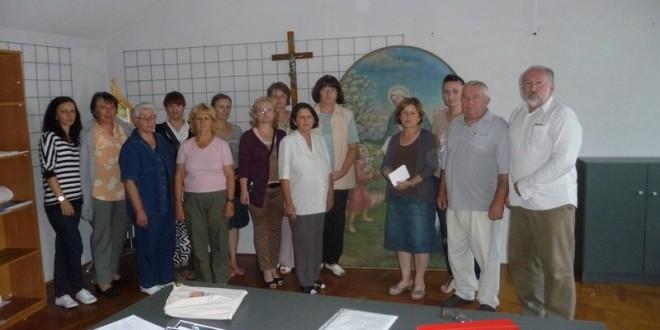 Izbori konferencije sv. Matej Bizovac 2014 g.