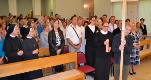Proslava blagdana sv.Vinka Paulskog u Rijeci 2014 g.