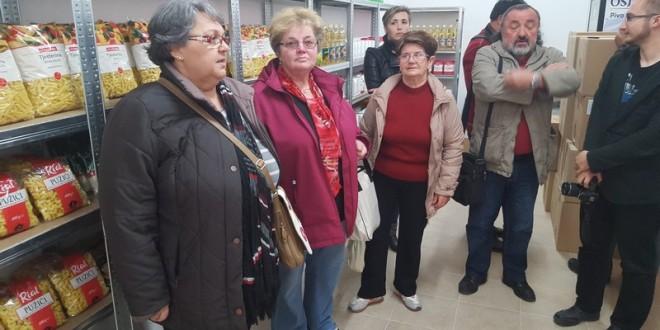 Otvorenje socijalne samoposluge u Belišću