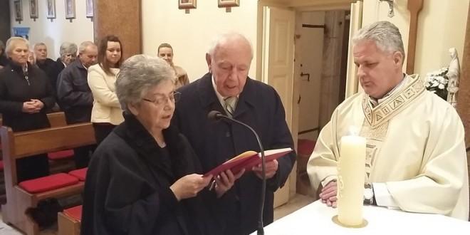Zlatni pir naše Jozice i njenog supruga Mire