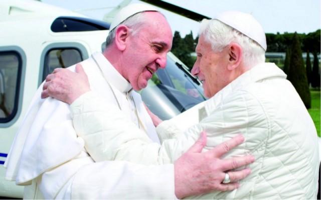 Intervju s Papom Franjom