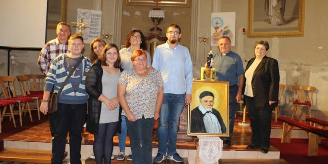 Župnik Ivan Petričević blagoslovio sliku i kip sv. Vinka Paulskog - zaštitnika siromašnih i potrebitih