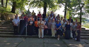 Hodočašće Područnog Vijeća sv. Petra i Pavla u Mariju Bistricu