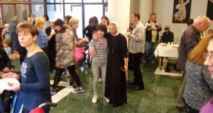 Druženje Vinkovske Obitelji u samostanu sestara milosrdnica u Splitu