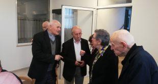 Posjet umirovljenim svećenicima