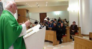 Druženje potrebitih u samostanu sestara Milosrdnica u Splitu